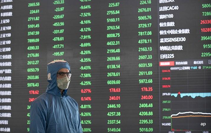 تاثیر ویروس کرونا بر بازار سهام